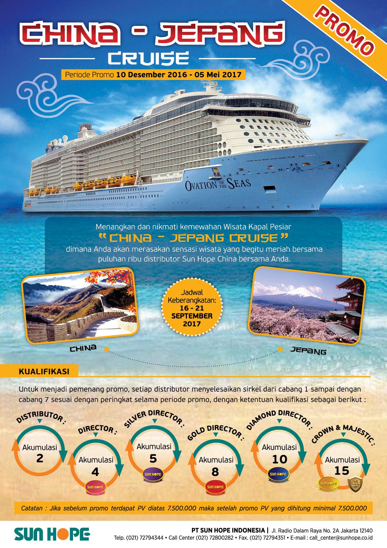 bali china cruises